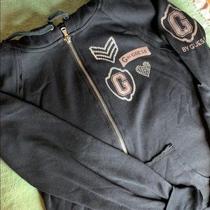 Black Guess hoodie!